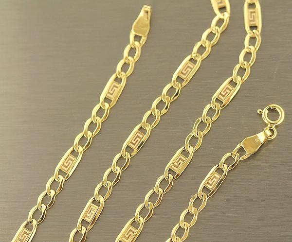 Goldketten damen 333