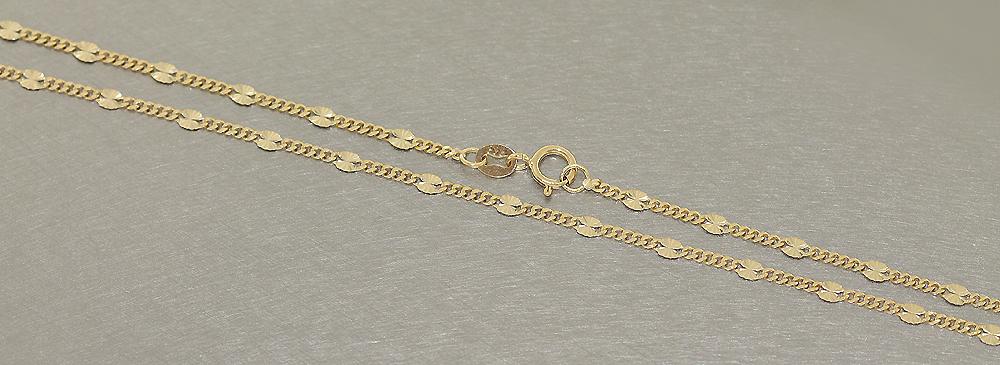 45 cm feine massive goldkette 333 mit sternen kette gold halskette sternchen kaufen bei. Black Bedroom Furniture Sets. Home Design Ideas